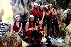 Hen Canyoning in Benahavis